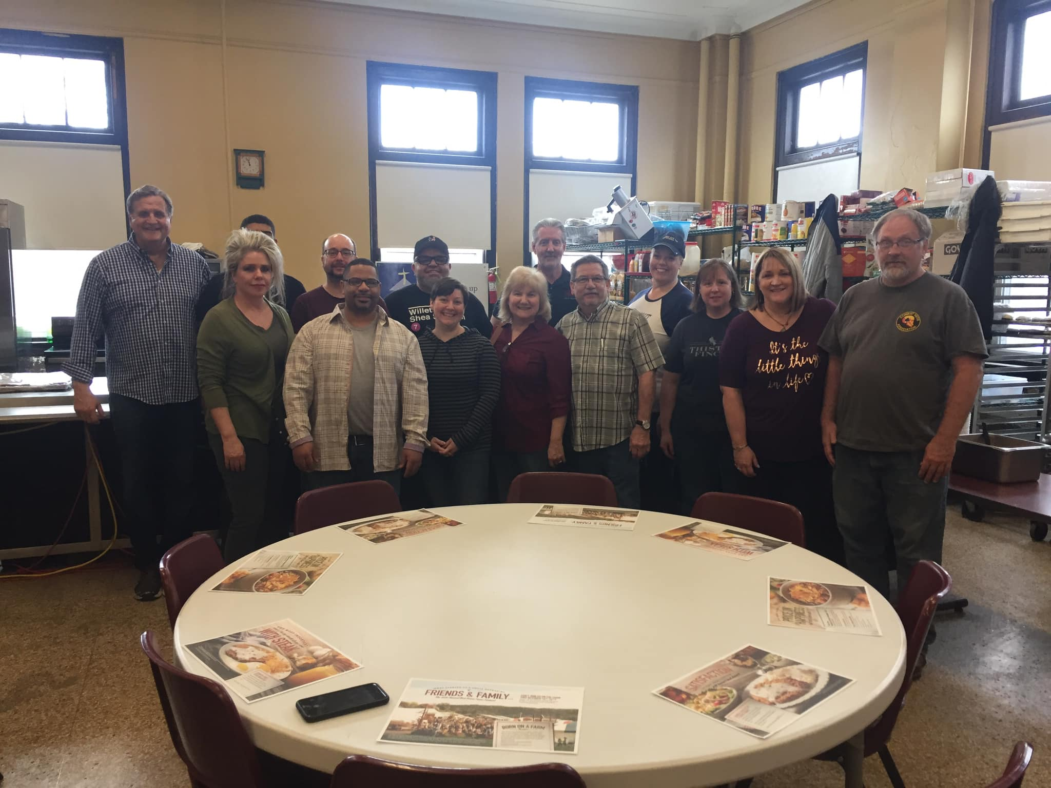 The Experience at Hope Rescue Mission